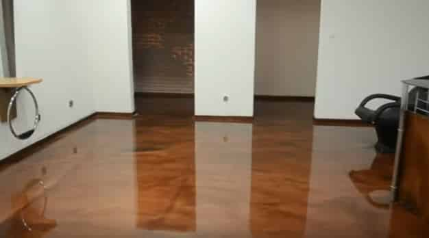 Concrete Services - Epoxy Flooring Blanchard